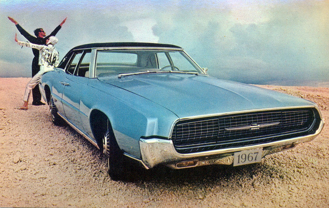 Interesting Photos Of Vintage Car Ads From To