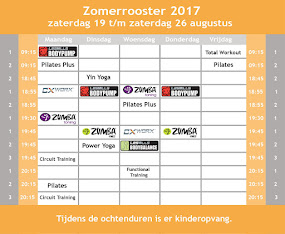 Zomerrooster