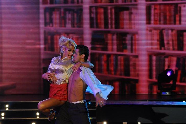Monica mazzeratie dance strip