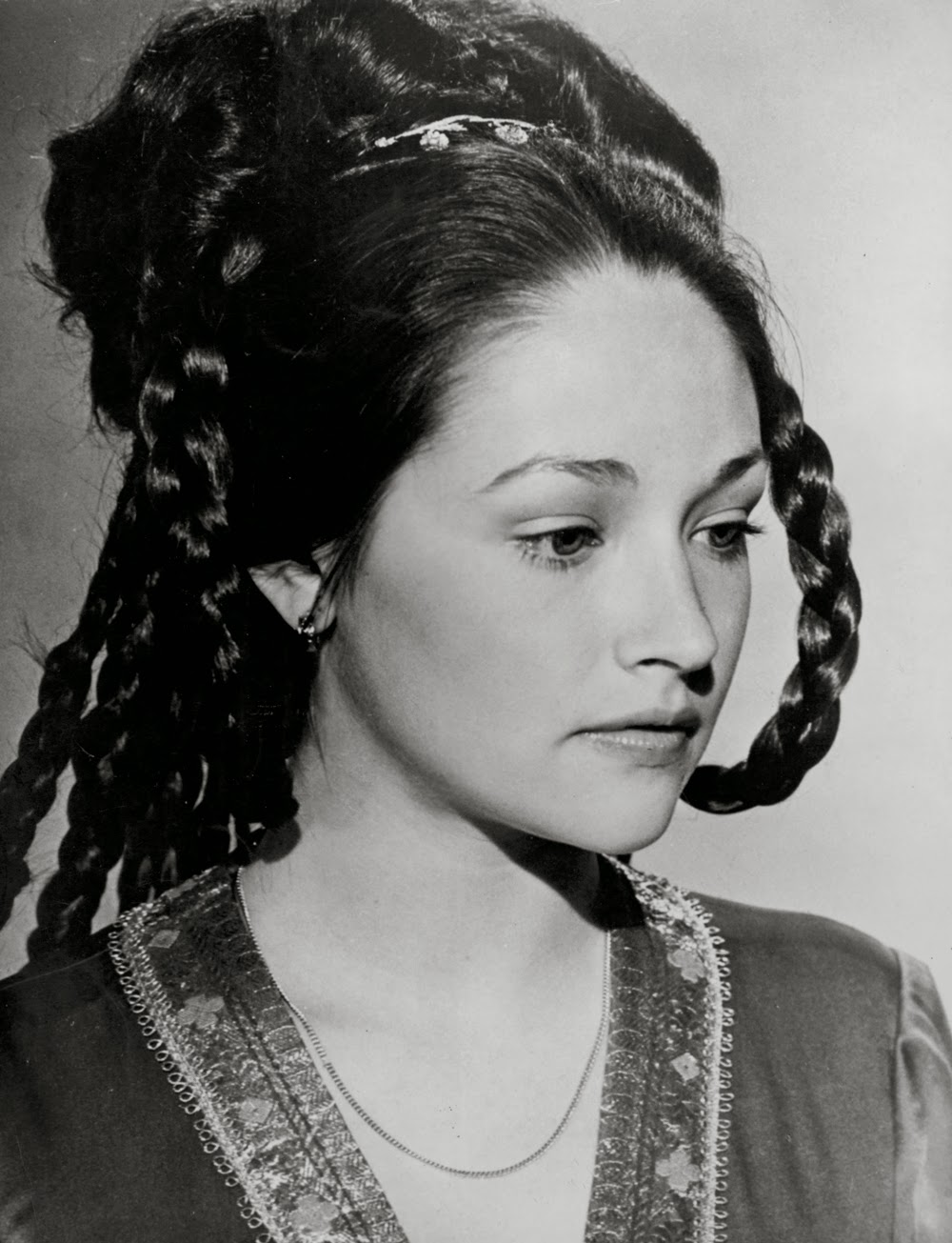 American Wind: Beautiful Photographs of Olivia Hussey