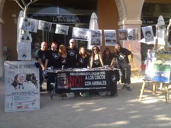 Feria juvenil en Cartagena, (26-5-2012)