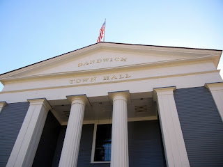 Sandwich, Massachusetts Town Hall