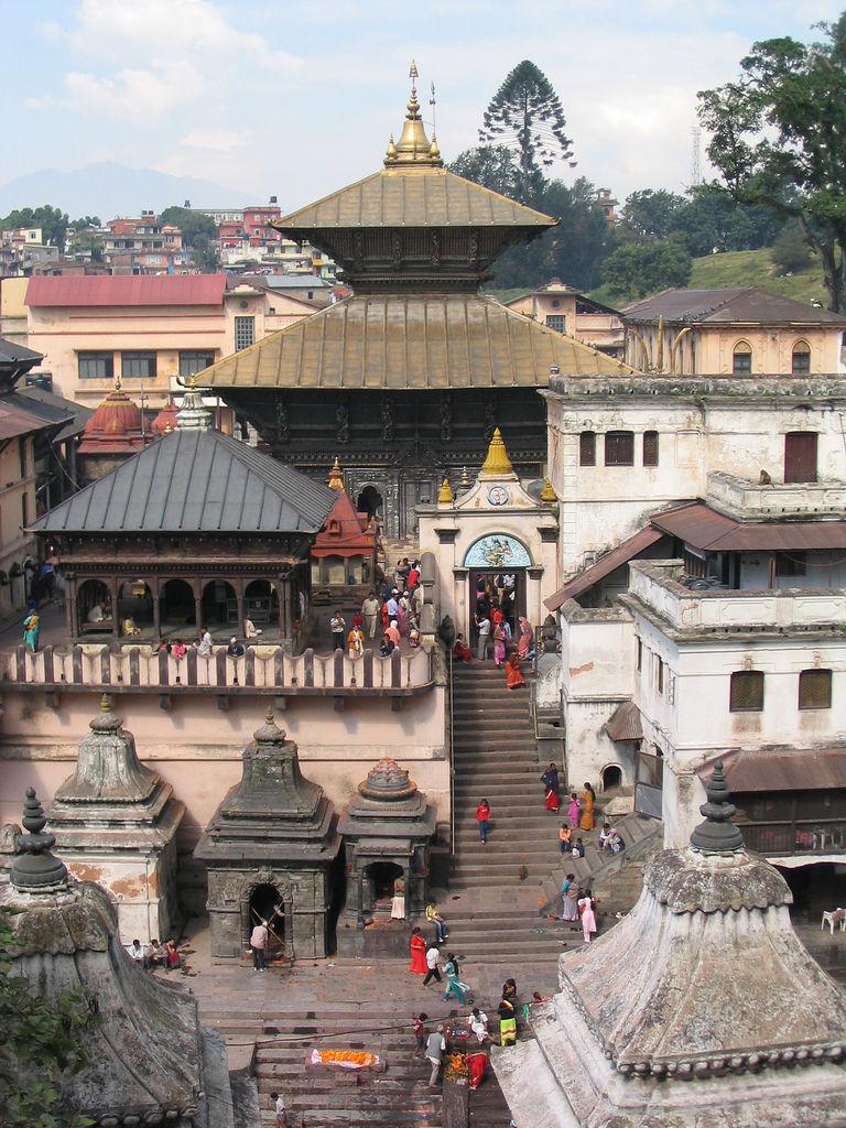 Pashupatinath - Holy Temple of lord Shiva ~ Travel Nepal