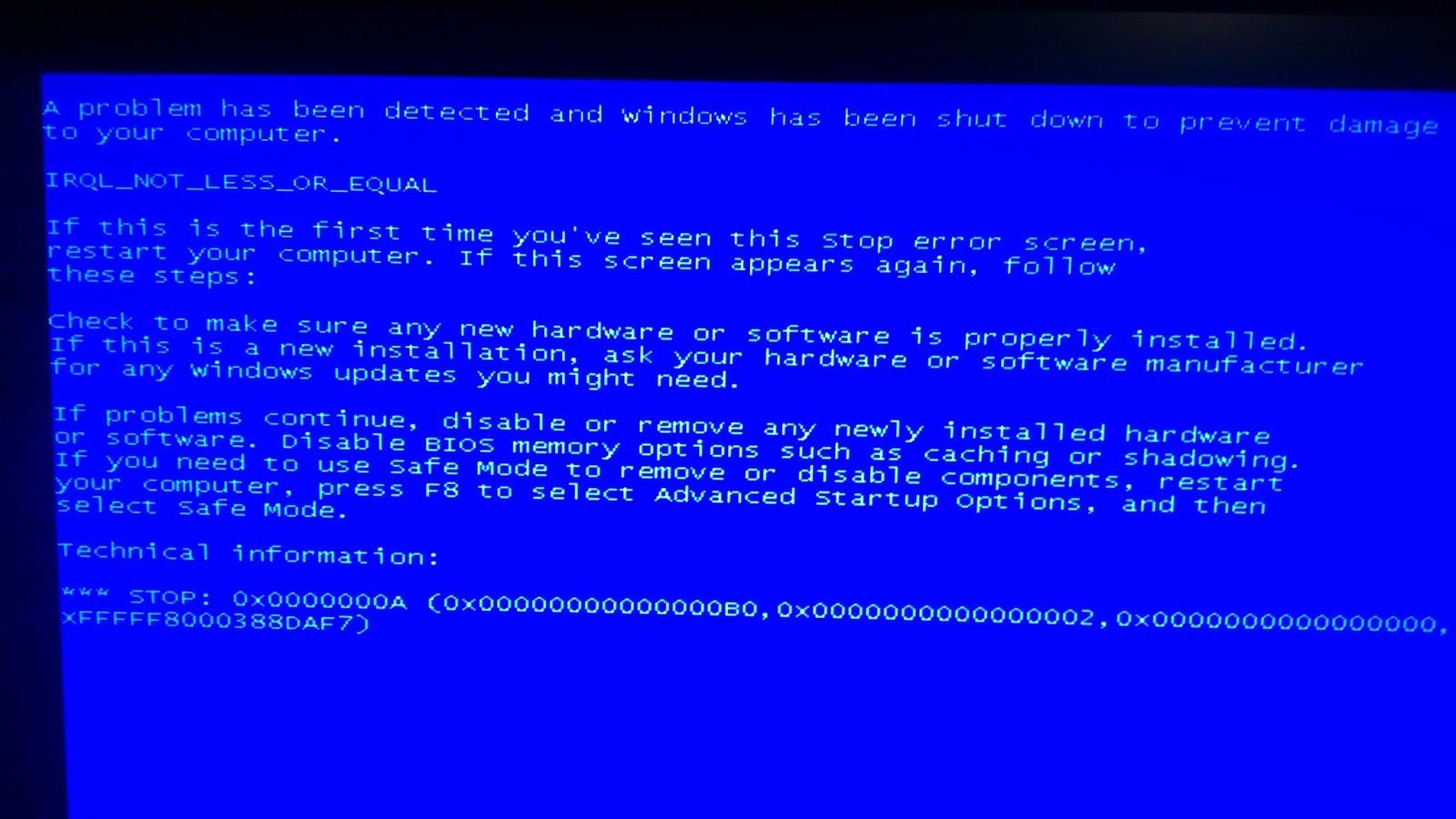 Problém s RAM-kami Kingston 8gb DDR3