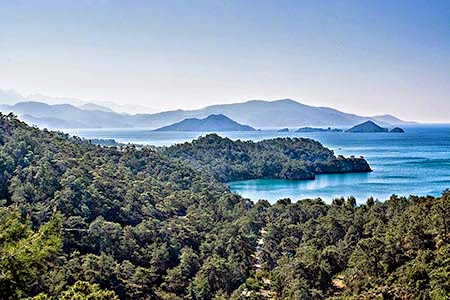 Turkey's Stunning Seascapes