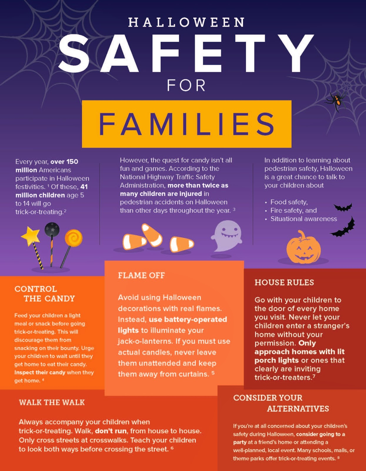 Bergenfield Police Department: Halloween Safety Tips