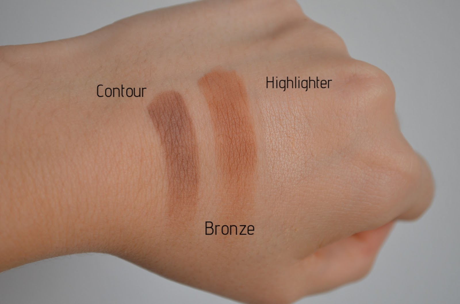 These Powders Are Easy To Blend Out, But I Keepparing It With My Kevyn  Aucoin Sculpting Palette (review) And The Powders There Blend Out So Much  Better