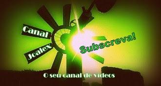 O NOSSO CANAL DE VÍDEOS