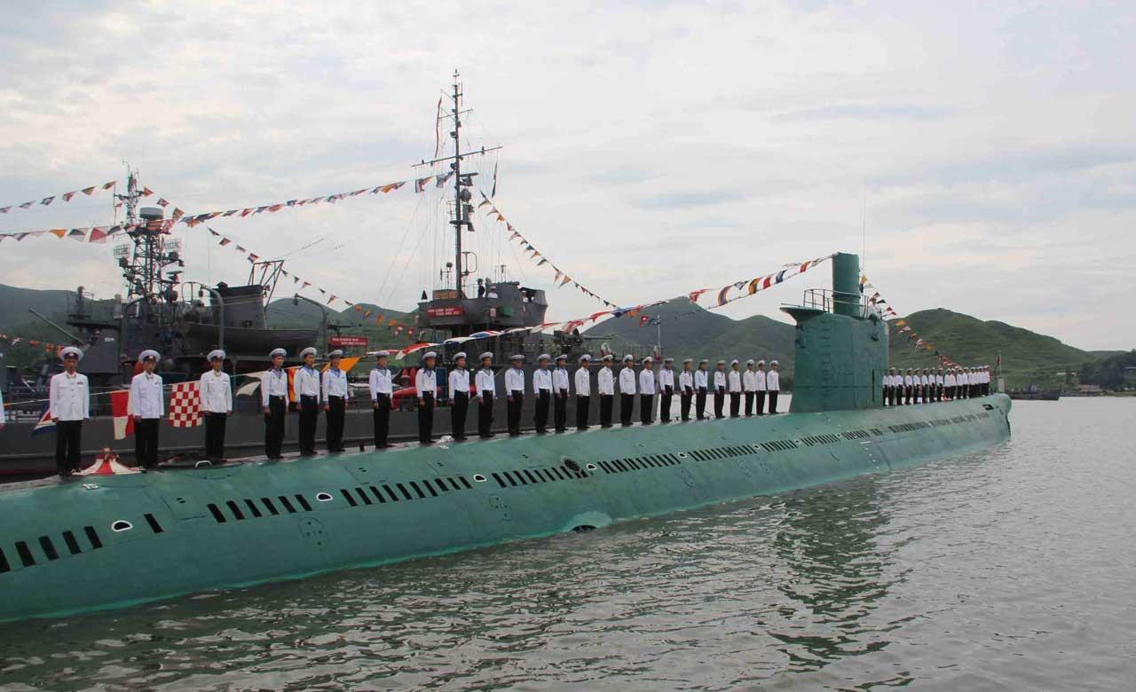 подводные лодки вмс кндр