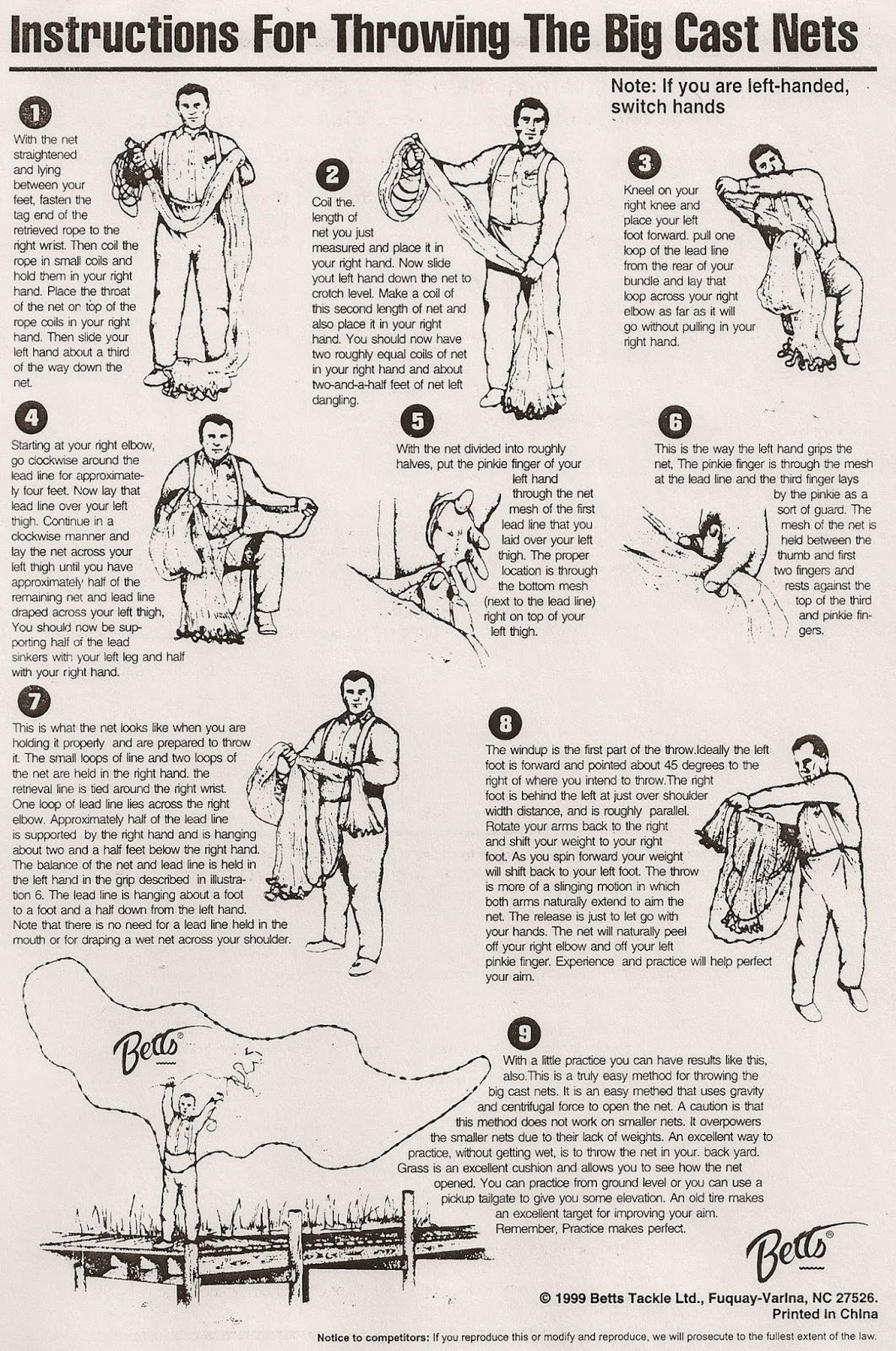 The middle flipper the mystery of the field how to for Net making instructions