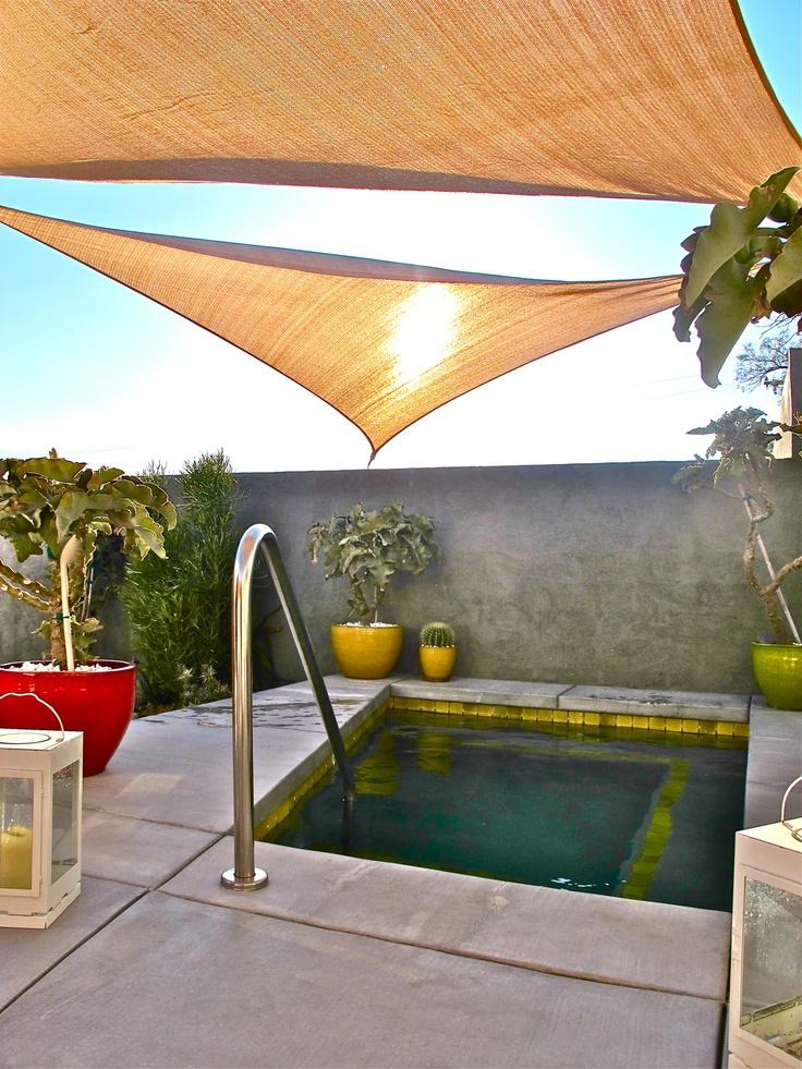 La buhardilla decoraci n dise o y muebles piscinas for Piscinas para espacios reducidos