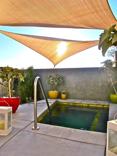 Piscinas peque as para espacios peque os decorar tu casa for Albercas en espacios reducidos