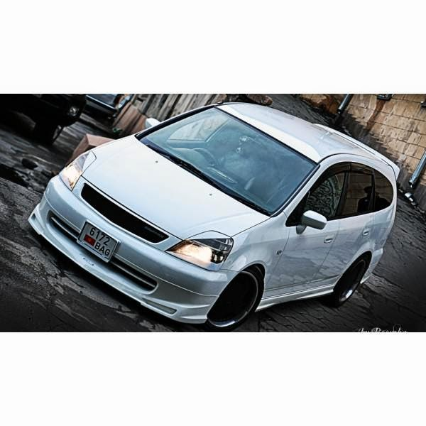 Body Kit Honda Stream RN1 Mugen