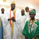Unity in diversity. (Ooni of Ife)