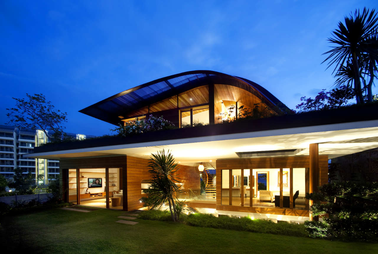 Eco-Friendly Homes are In Style ~ Home Design
