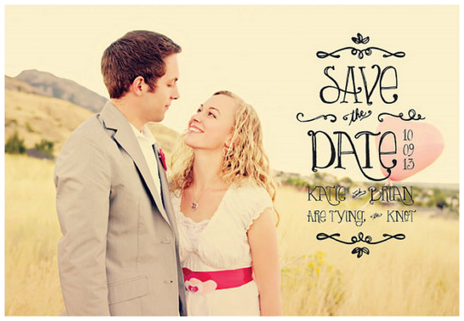 Free save the dates