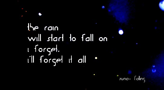 quote yuna falling travel music