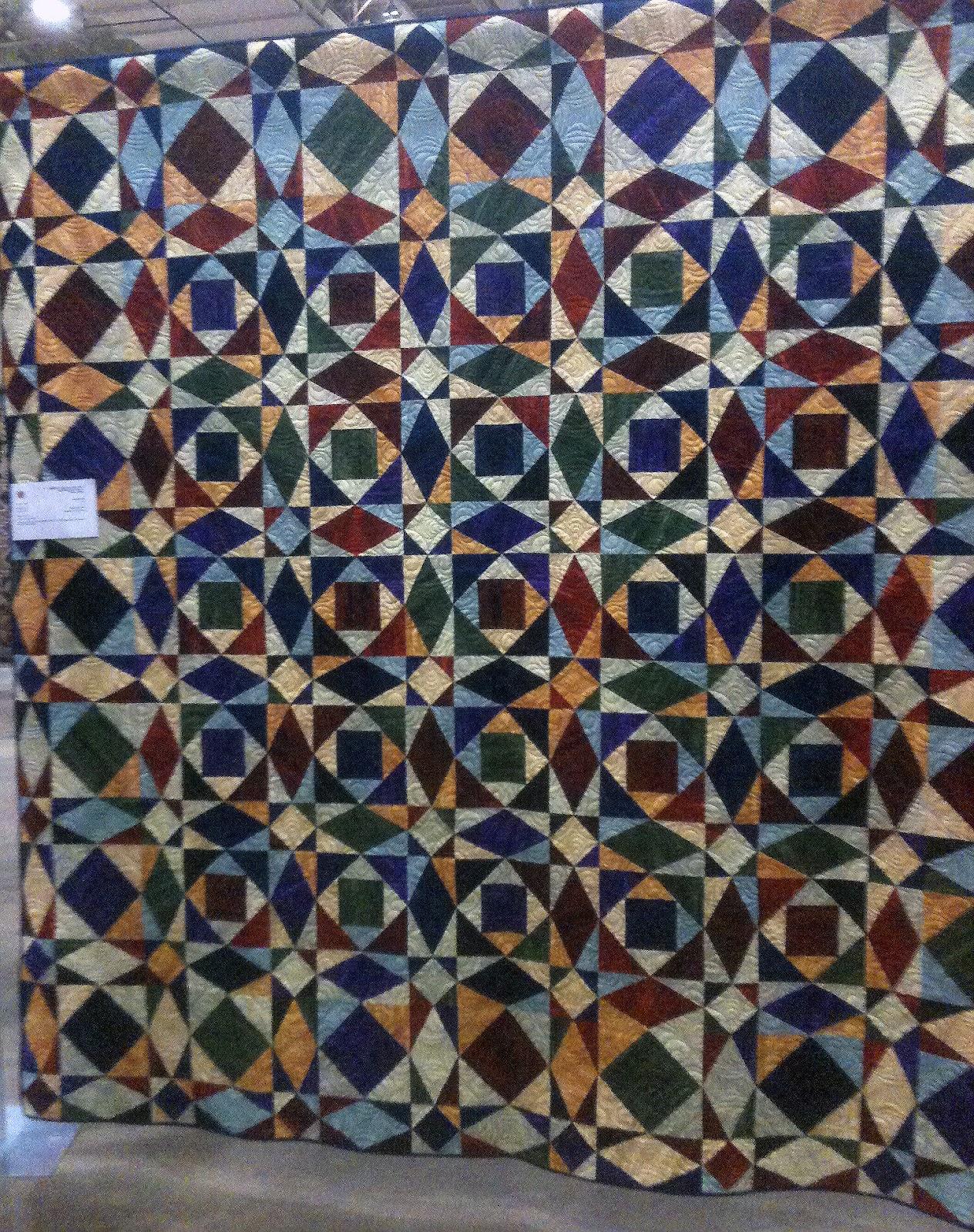 The Desert Quilter: Common Threads Quilt Show ~ Wichita Kansas : quilt shops wichita ks - Adamdwight.com