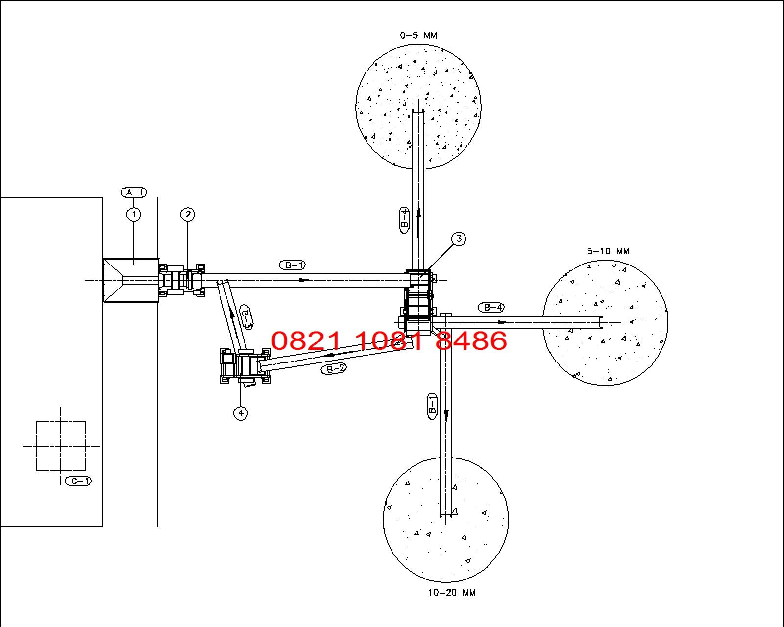 Jual Stone Crusher Plant 30 40 Tph Opsi 02 2000 Hyundai 15l Fuse Box Diagram