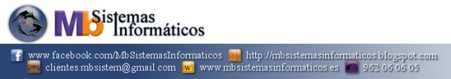 Mb Sistemas Informaticos