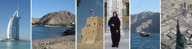 Reise-Impressionen Vereinigte Arabische Emirate und Oman