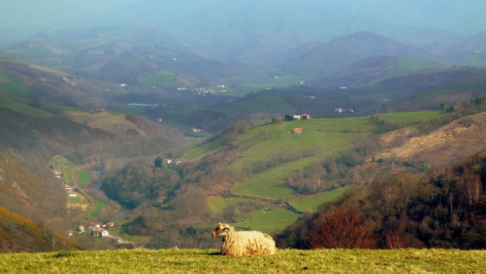 carnet de voyages ga 239 t pays basque espagne 2011
