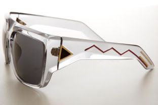 CRIMINALIZEBORING Sunglasses Unisex 80's Futuristic Sunglasses