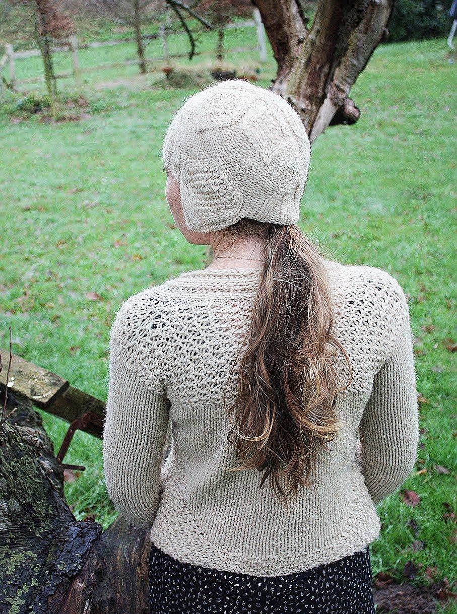 Viki-Mütze mit Ohrenschützern
