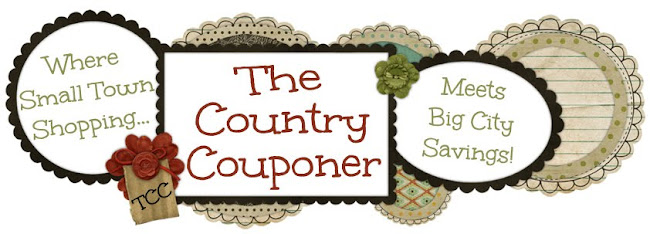 THE COUNTRY COUPONER
