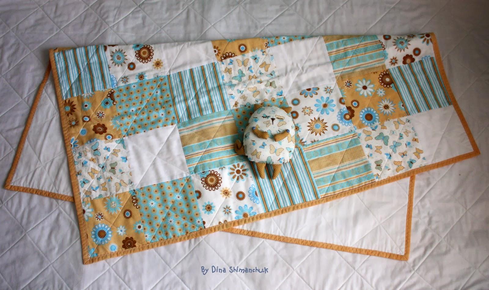 Детские одеяла для новорожденных сшить своими руками