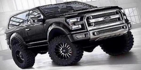 2017 Ford Bronco Powertrain and Redesign Latest Vehicle