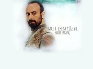 Halit Ergenc, TV serija Sulejman Veličanstveni