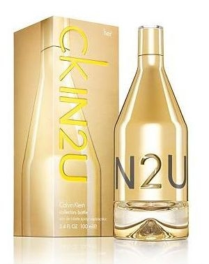 CK IN2U For Her Collectors Bottle 100ml Edt Spray