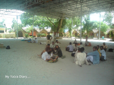 Raman Reti grounds, Gokul-Mathura,Uttar Pradesh