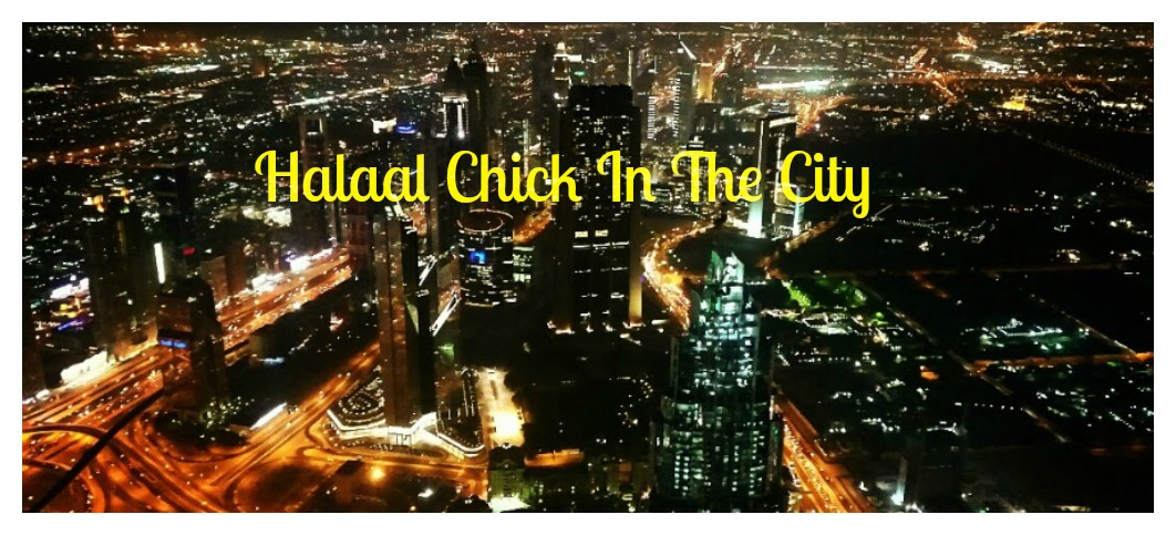 HALAAL CHICK IN THE CITY