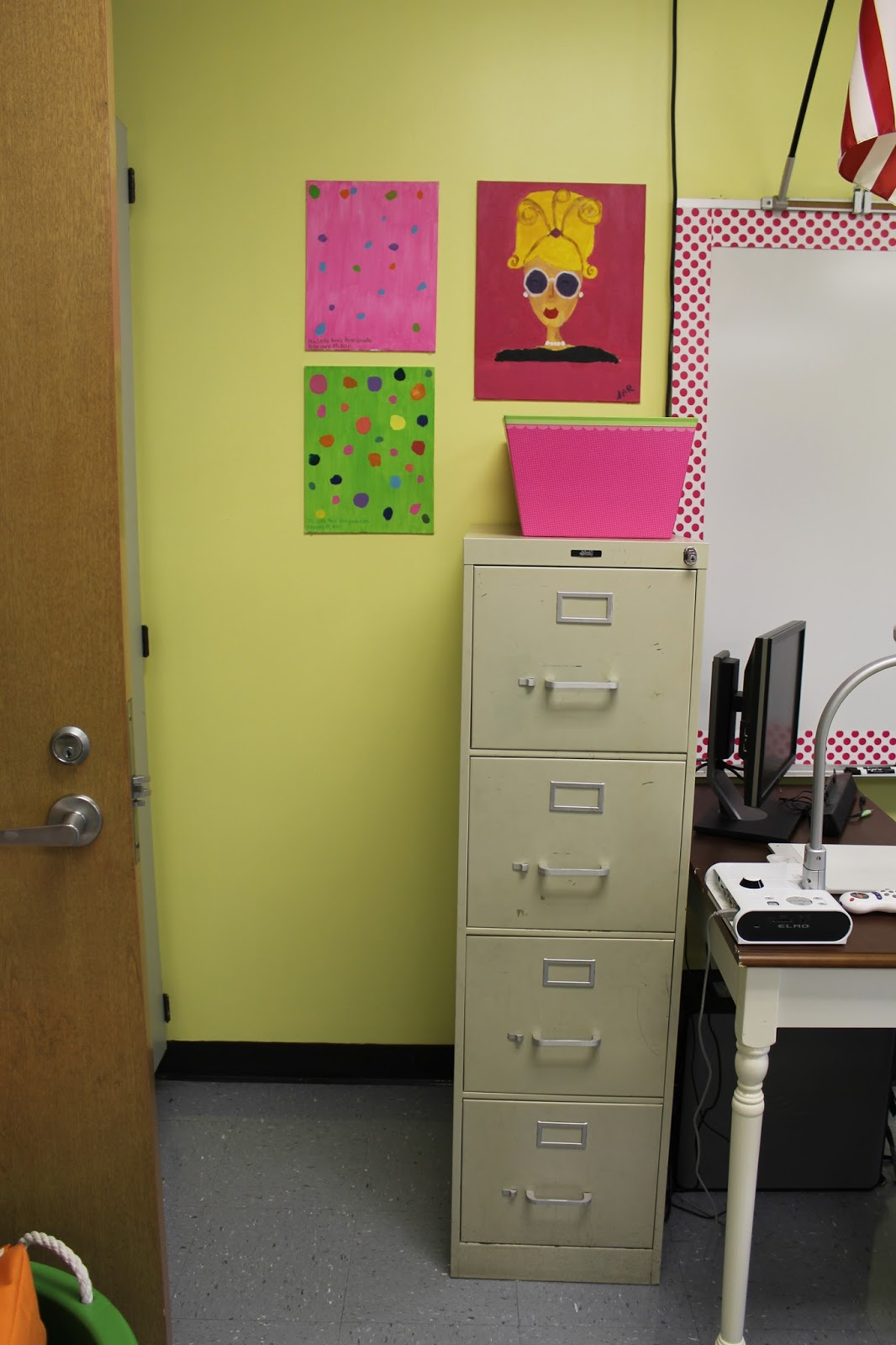 Classroom Makeover: Week One | Life in Fifth Grade