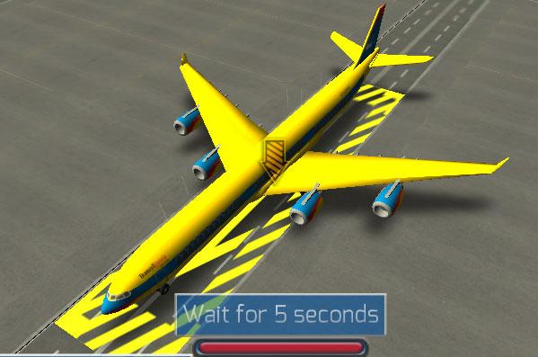 Modern aircraft online game