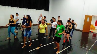Festival de Dança Arte e Movimento