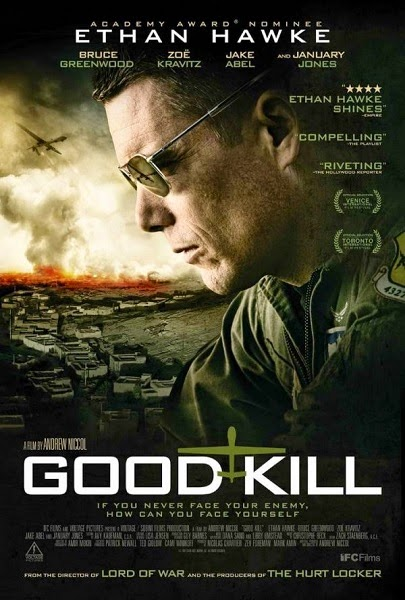 Film Good Kill 2015 Bioskop