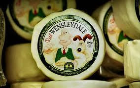 Wallace &amp; Gromit - Wensledale Cheese