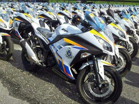 Lelang Motor Kawasaki Direktorat Jenderal Bea Dan Cukai
