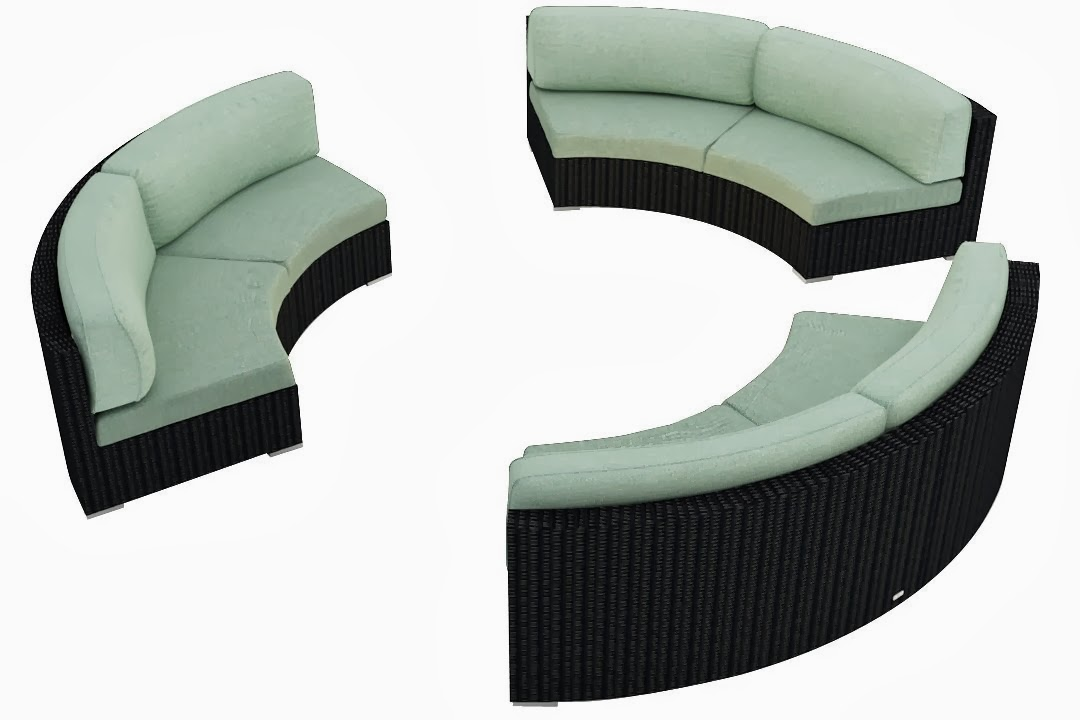 outdoor curved sofa modern wicker sectional outdoor sofa sets curved outdoor sofa lloyd