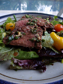 Recipe: Easy Thai beef salad