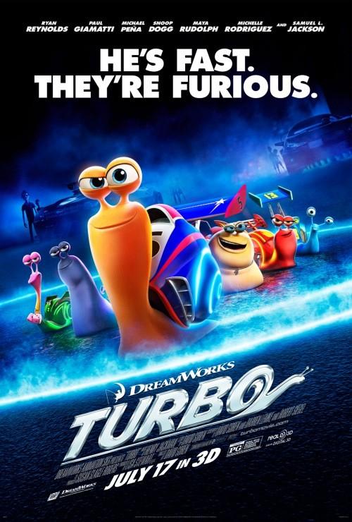 ดูหนังออนไลน์ :Turbo เทอร์โบ หอยทากจอมซิ่งสายฟ้า