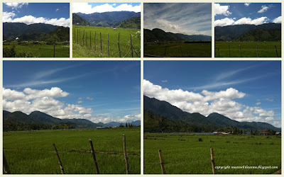 Pemandangan Sekitar Takengon Aceh