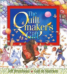 the quiltmaker's gift story book
