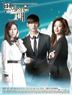 Man From The Stars 2013 poster