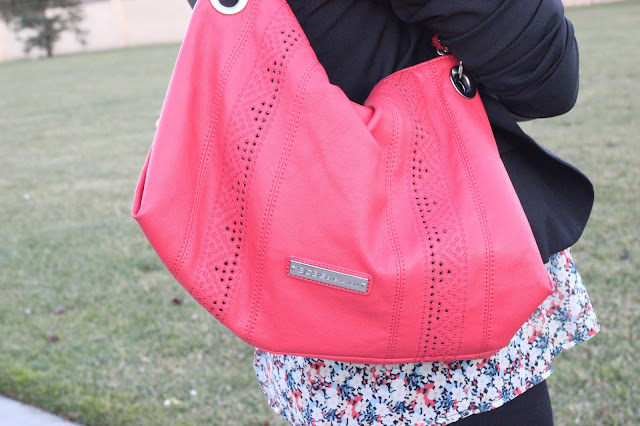BCBG Generation Coral Handbag
