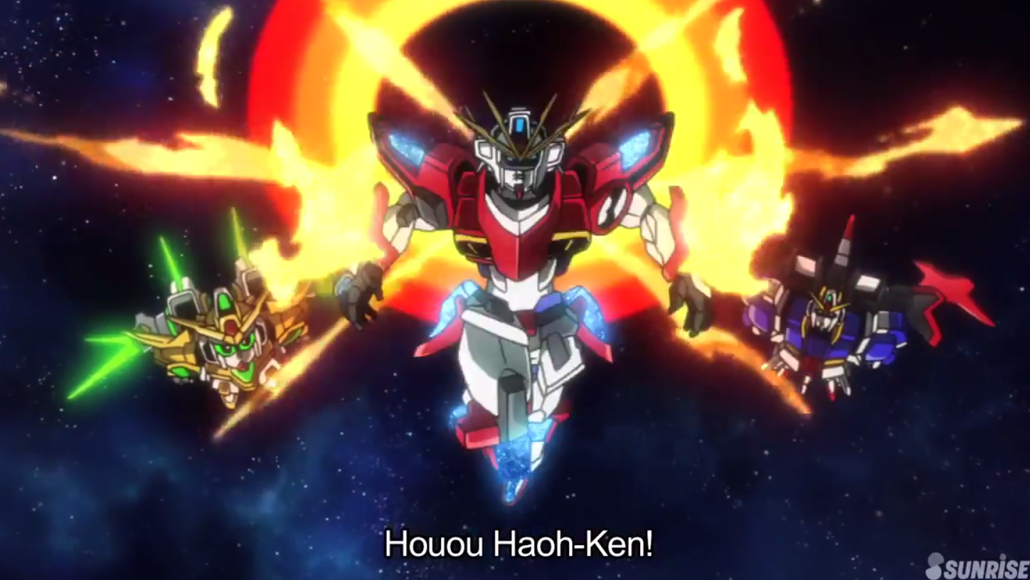 Resoconto GUNDAM BUILD FIGHTERS TRY 25