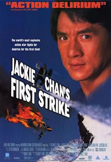 Watch Jackie Chan's First Strike (Ging chat goo si 4: Ji gaan daan yam mo) (1996) movie free online
